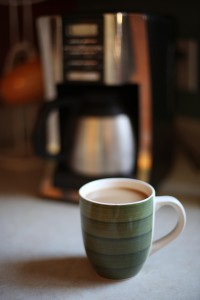 coffee mug photo by mirranda from stock.xchng