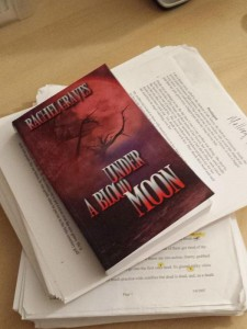 Under a Blood moon first draft to final copy
